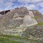 Pyramid of Acanceh (StreetView)