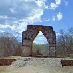 Arco Triunfal (Kabah Arch) (StreetView)