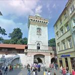 St. Florian's Gate (StreetView)