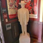 Jack Daniel statue (StreetView)
