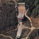 Bob Burnquist's Mega Ramp (Google Maps)
