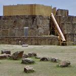 Building J (Observatorio), Monte Albán