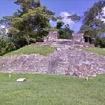 Temple II of Comalcalco