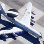 USAF Boeing E-3 Sentry (Google Maps)