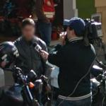 Reporter/Camera Man (StreetView)