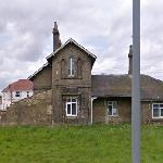 Former Algarkirk Railway Station