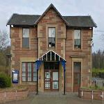 Balloch Central's Old Railway Station