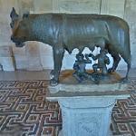 Capitoline She-wolf (V Century B.C.)