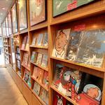 Inside The Tintin Shop