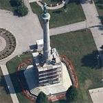Soldier's and Sailor's Monument (Google Maps)
