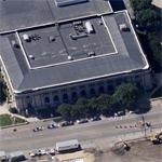 United States Post Office (Des Moines, Iowa) (Google Maps)