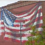 Giant U.S. Flag