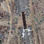 "Breaking Bad Filming Location ""Train Tracks"" (Google Maps)"