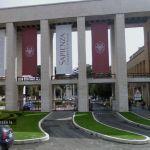 La Sapienza university - Uniroma 1 (StreetView)