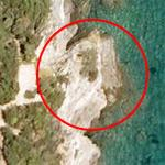 Silvio Berlusconis secret grotto (Google Maps)