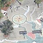 Compass Rose (Google Maps)
