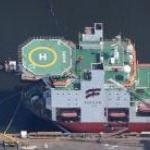 Helix Caesar Pipelay Vessel (Google Maps)
