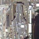 Aircraft Carrier USS Nimitz (CVN-68) (Google Maps)