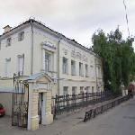 Embassy of Greece in Moscow (StreetView)