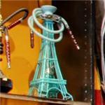 Eiffel Tower hookah
