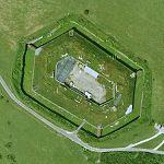 Palmerston Fort - Bembridge Fort (Google Maps)