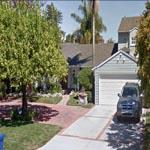 "The Last American Virgin Filming Location ""Karen's House"" (StreetView)"
