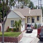 """Boogie Nights"" Filming Location ""Dirk Diggler's"" House (StreetView)"