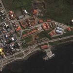 Ushuaia naval base (Google Maps)