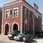 """Backdraft"" Filming Location Main Fire station (StreetView)"