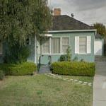 "Big Lebowski Filming Location ""Larry Seller's House"" (StreetView)"