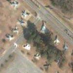 Aviation Heritage Park at Naval Air Station Oceana (Google Maps)