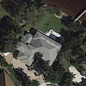 Rickie Fowler's house (Former) (Google Maps)