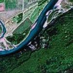 Peace River Valley (Google Maps)