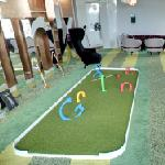Google minigolf