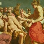 'Jupiter Rebuked by Venus' by Abraham Janssens (1612)