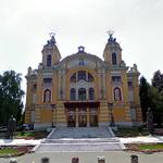 Cluj-Napoca National Theater (StreetView)