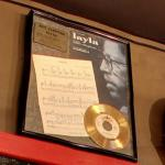 'Layla' golden single by Eric Clapton (StreetView)