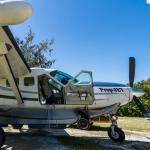 Grand Caravan Prop Jet Super Closeup