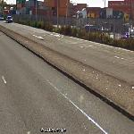 Former Garston Dock Railway Station (StreetView)
