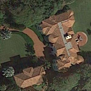 Bill Brisben's house (Google Maps)