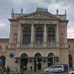 Zagreb Central Station