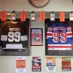 Wayne Gretzky jerseys