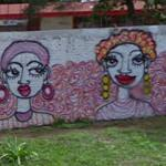 The Painted Ladies of Veracruz, Mexico
