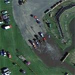 Webb's Slough Sprint Boat Race Track (Google Maps)