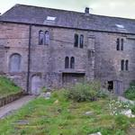 The 12th C. watermill in Studley Royal (StreetView)