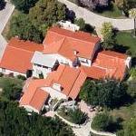Amanda Blake & Frank Gilbert AZ home (former)
