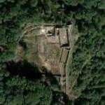11th century castle ruins (Google Maps)