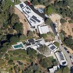 Robert Shaye's compound (Google Maps)
