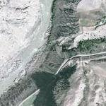 Fraser River Valley (Google Maps)