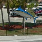 Marlin Statue (StreetView)